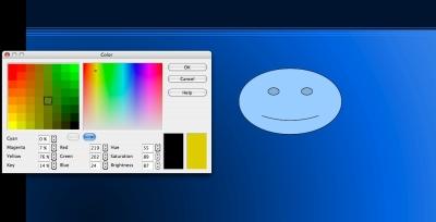 Choix couleur